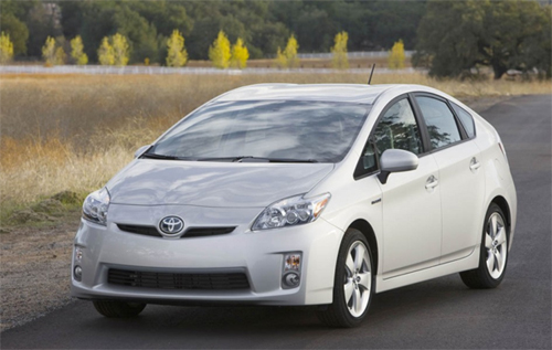Detroit 2009: Toyota Reveals New 2010 Prius Hybrid