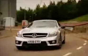 VIDEO: FIFTH GEAR REVIEW – MERCEDES-BENZ SL63 AMG