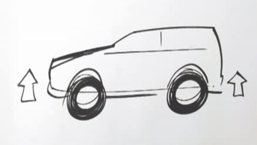 BMW Concept Scribble Video – Is This The New 5-Series GT?