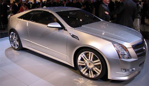 2009 NAIAS Preview: Cadillac E-Flex Coupe Concept