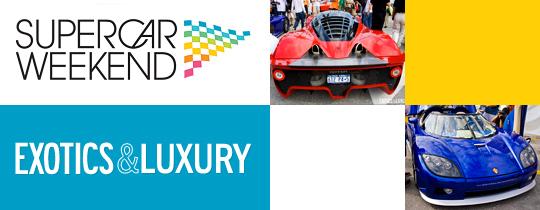 Supercar Weekend Images – ExoticsandLuxury.com Exclusive