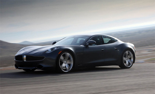 Fisker Brings Karma To The 2009 North American International Auto Show
