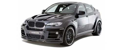 Hamann BMW X6 Tycoon – SUV What?