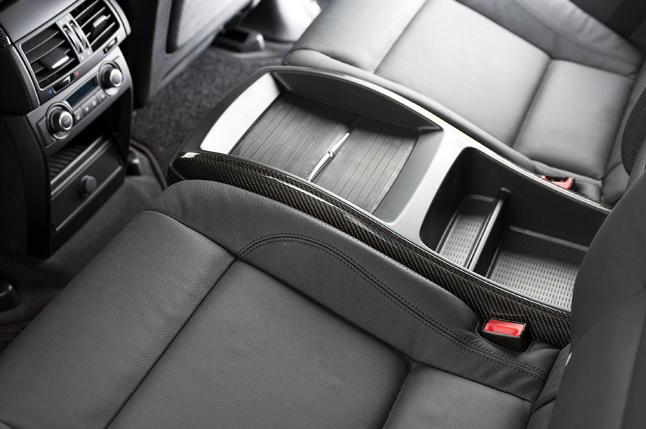Hamann Bmw X6 Tycoon Interior Rear Center Arm