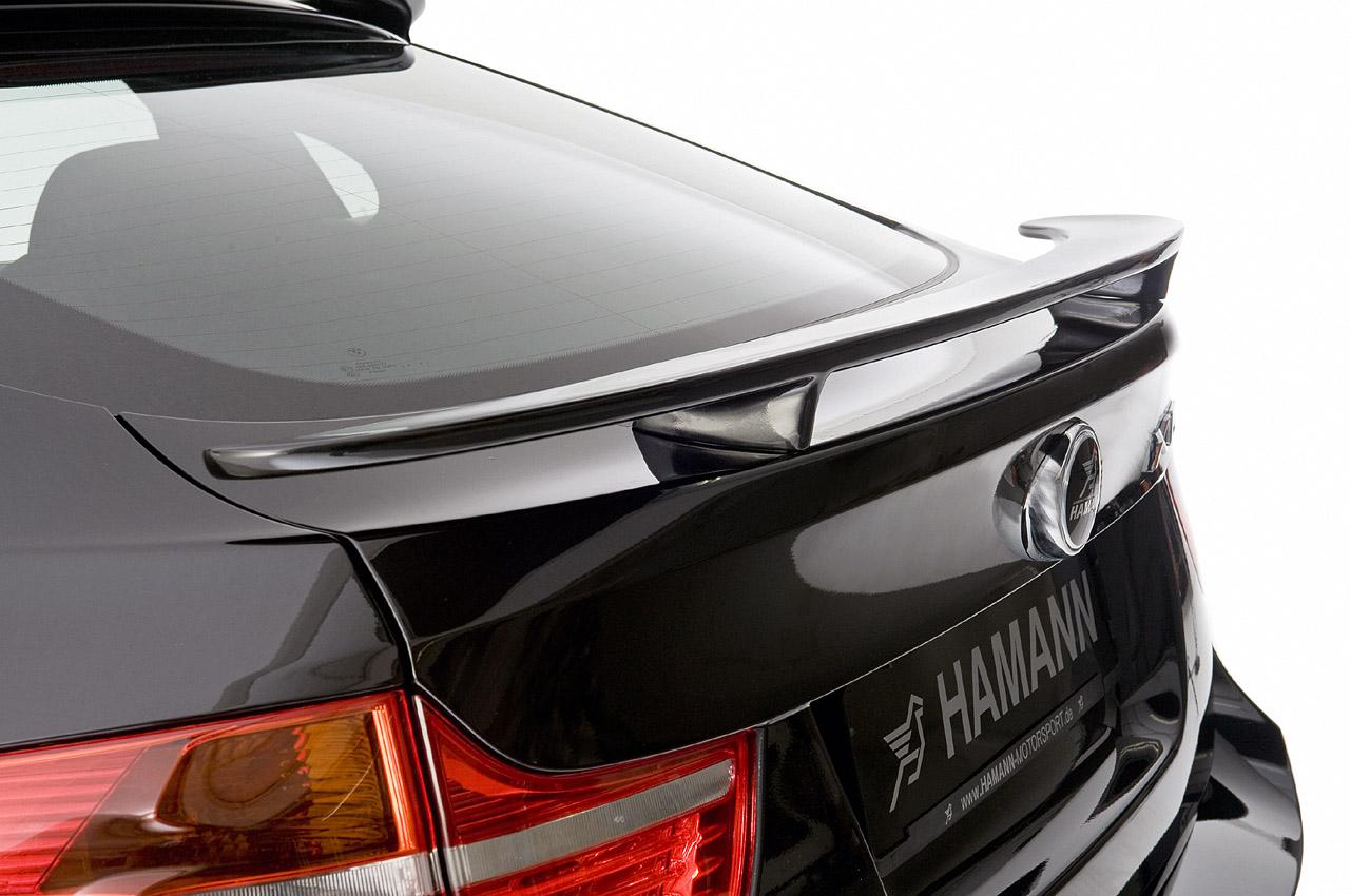 Hamann Bmw X6 Tycoon Rear Spoiler Automotive Addicts