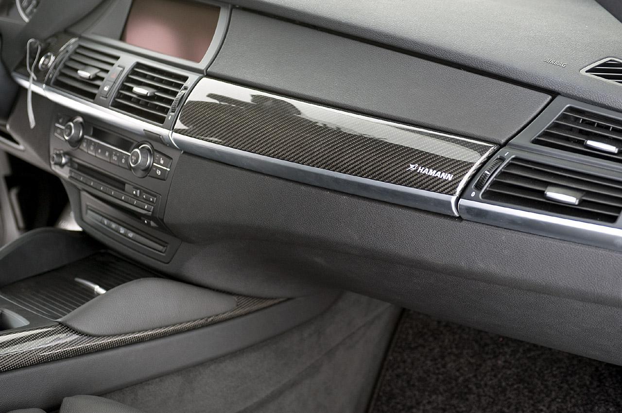 Hamann Bmw X6 Tycoon Side Interior Pass