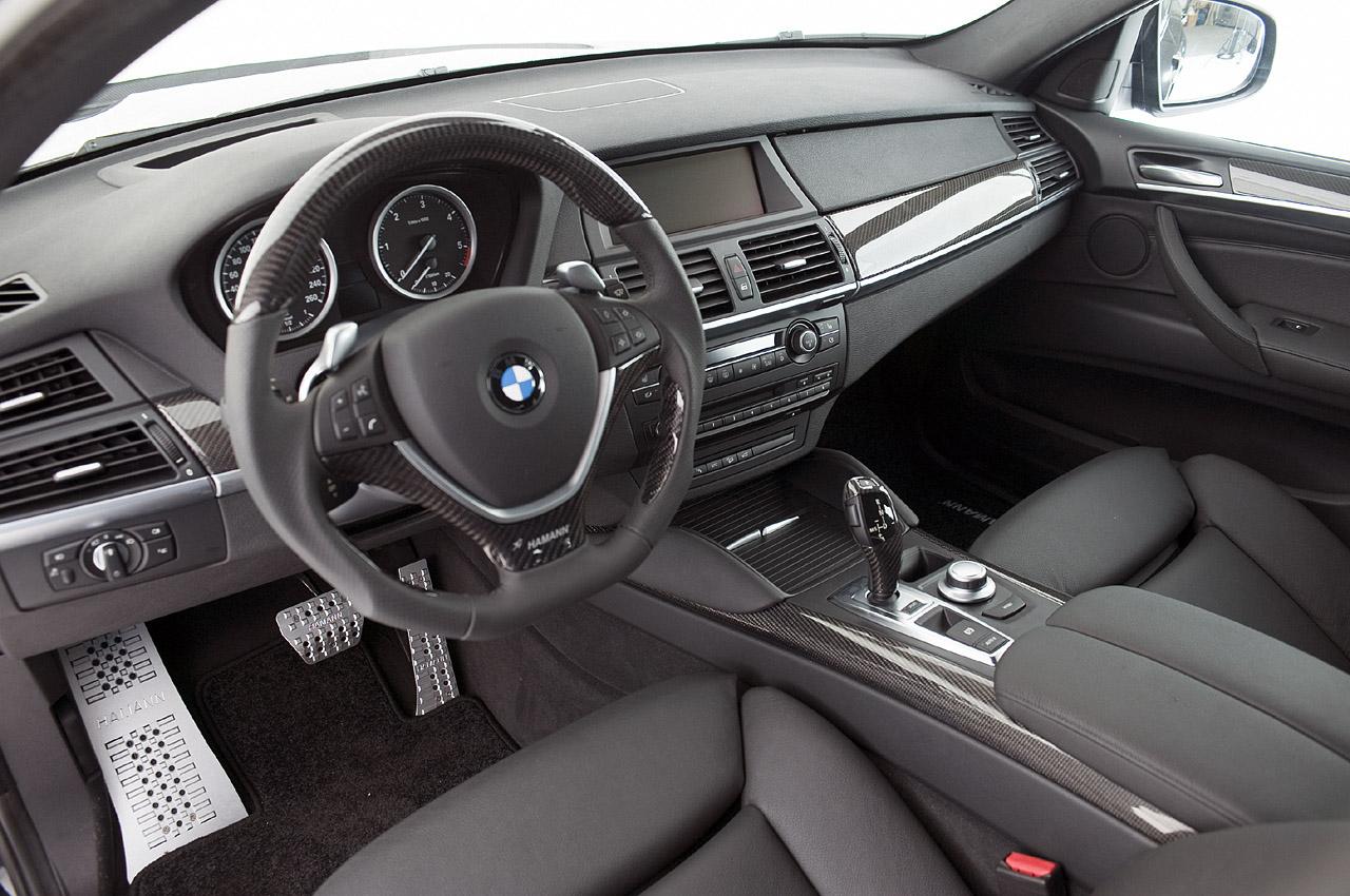 Hamann Bmw X6 Tycoon Side Interior
