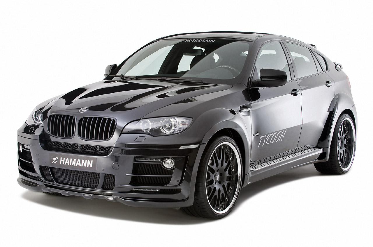 Hamann BMW X6 Tycoon SUV