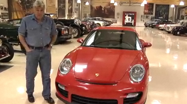 Porsche 911 GT2 Video: Jay Leno Takes the GT2 Out For A Spin