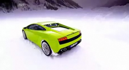 VIDEO: FIFTH GEAR REVIEW – LAMBORGHINI GALLARDO LP560-4