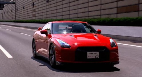 Race Across Japan: Nissan GT-R vs Bullet Train – Top Gear Video