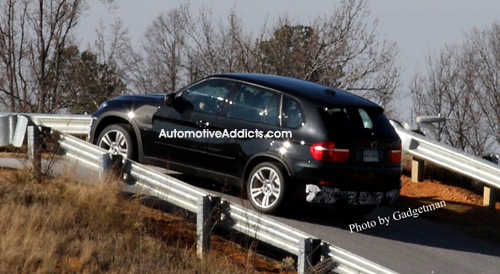 BMW X5 M Spotted In Black – Spy Photo