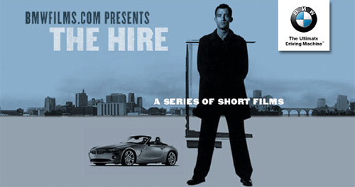 BMW Films: The Hire – An Oldie But Goodie