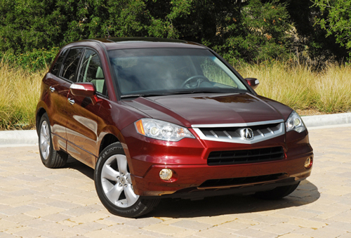 2009 Acura RDX SH-AWD w/ Technology Package Test Drive