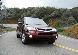 Acura Crossover on When You Drive The New 2009 Acura Rdx Sh Awd Crossover You Are Not