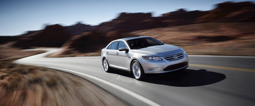 2010 Ford Taurus SHO: It's Back FoSHO!