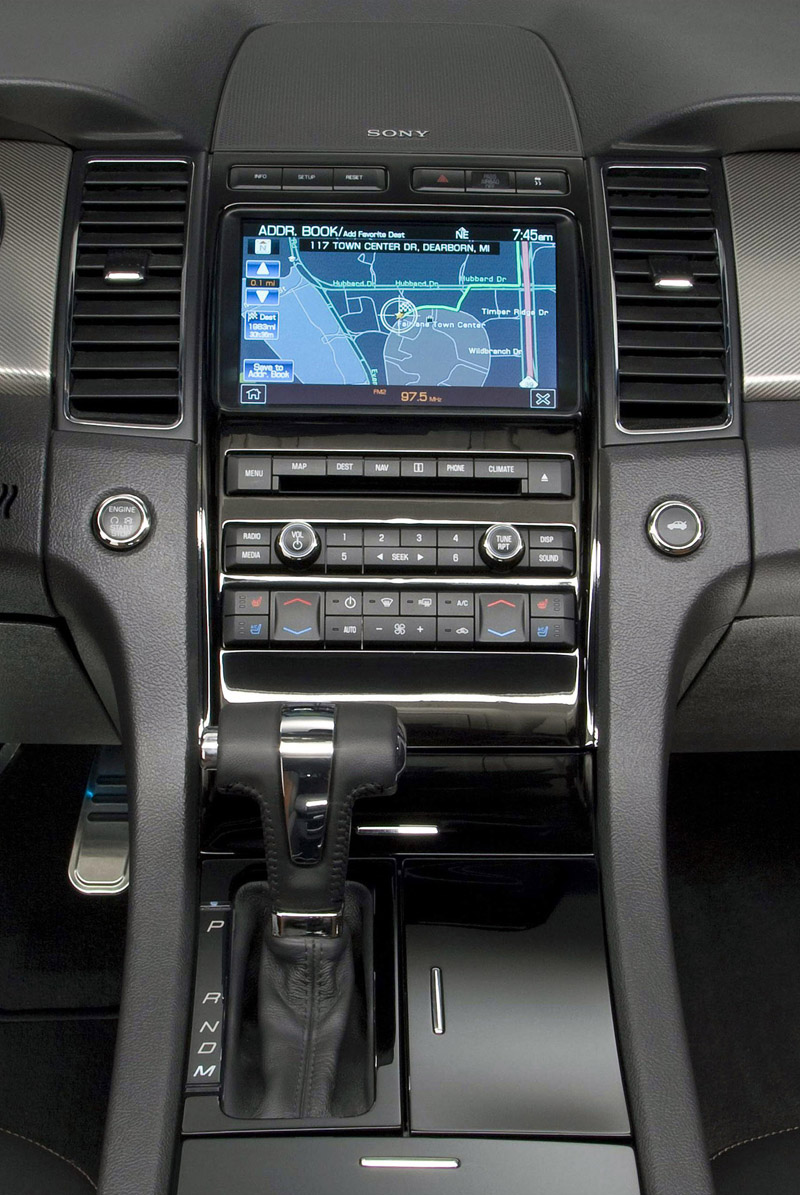 2010 ford taurus sho center console posted by malcolm hogan filed under