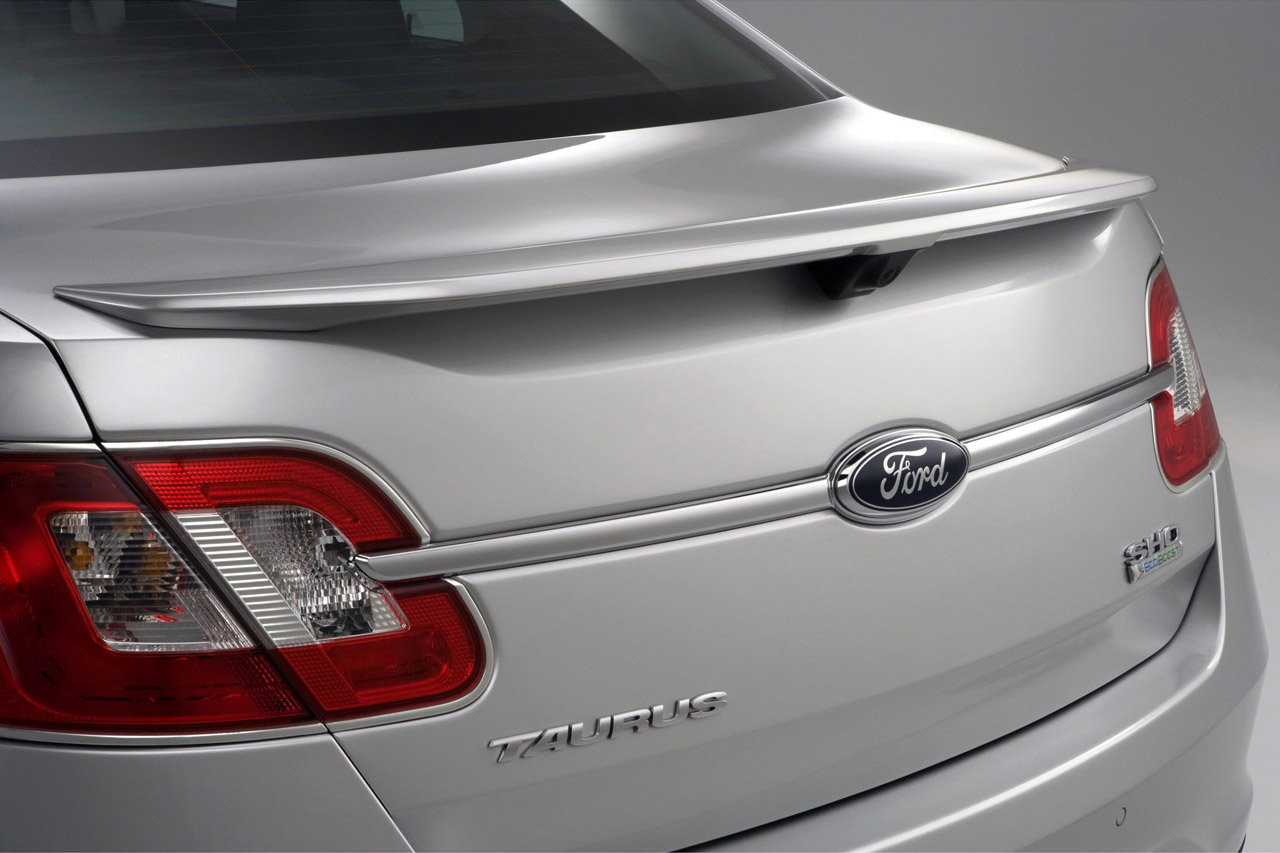 2010 Ford Taurus Sho It S Back Fosho