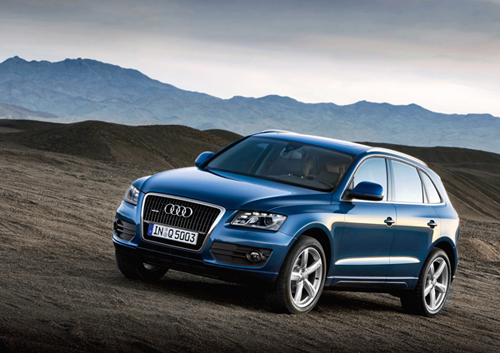 Audi Q5 Hybrid Coming Next Year