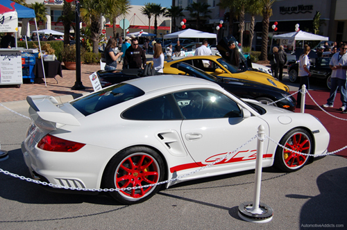 Special Luxury Car The Cure Auto Show - Car show in orlando this weekend