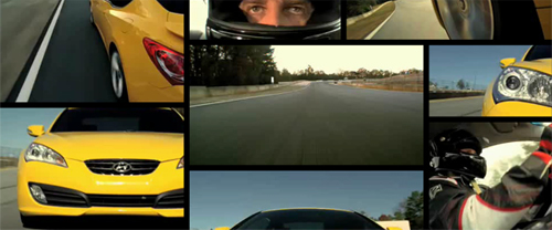 Edit Your Own: Hyundai Genesis Coupe Superbowl Commercial
