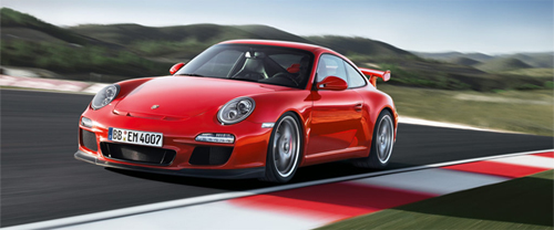 2010 Porsche 911 GT3 Gets New Facelift