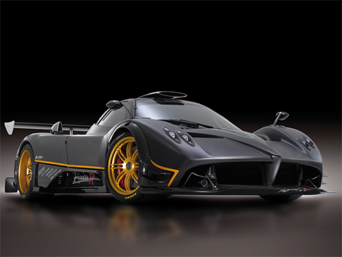 Pagani Zonda R: New Official Images Released