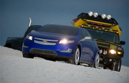 Transformers 2 Footage Released by GM at Chicago Auto Show