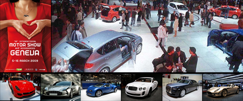 2009 Geneva Motor Show Early Run-Down