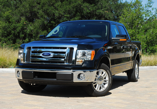 2009 Ford F-150 SuperCrew Lariat Review and Test Drive