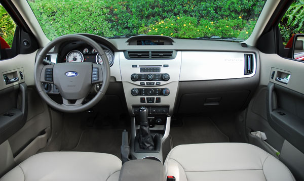 ford focus ses  manual software