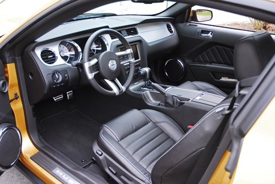 2010 Ford Mustang Gt Interior Ford Mustang 2019