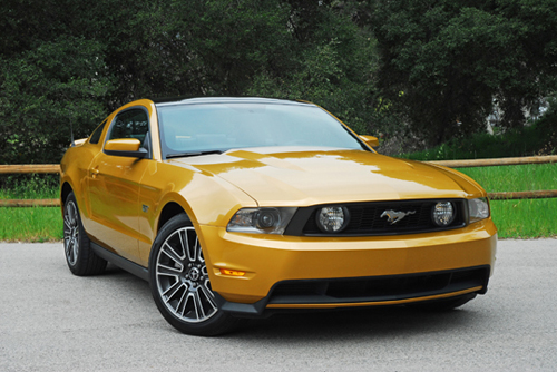 2010 Ford Mustang GT Glassback Review & Test Drive