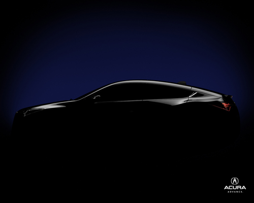 2009 New York International Auto Show Preview: Acura ZDX Crossover
