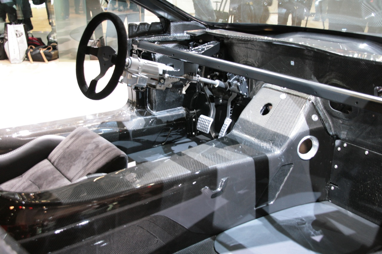 q3 aston martin one 77 interior