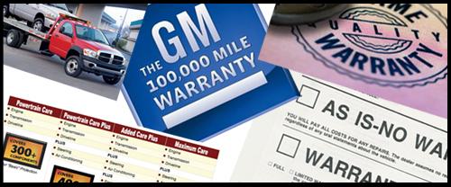 Obama Says U S Will Guarantee Gm Chrysler Warranties
