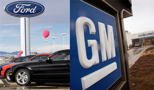 Ford Offers Job Loss Protection While GM Offers Sweetened Total Confidence Program