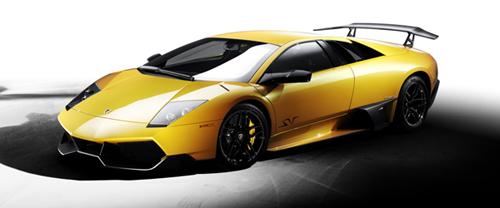 Lamborghini Murcielago LP 670-4 (SV) SuperVeloce