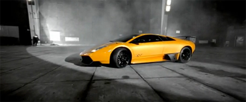 Lamborghini Murcielago LP 670-4 SuperVeloce (SV) Drifting Video – Bull!