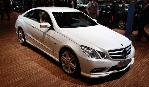 2009 Geneva Motor Show Roll-Out – New Models Introduced For The First Time