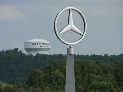Mercedes Benz Plans to Expand Alabama Plant – More Potential US Job Creation – Good News!