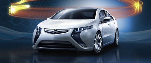 Tricked-Out Chevy Volt or Opel Ampera ER-EV at Geneva Auto Show?