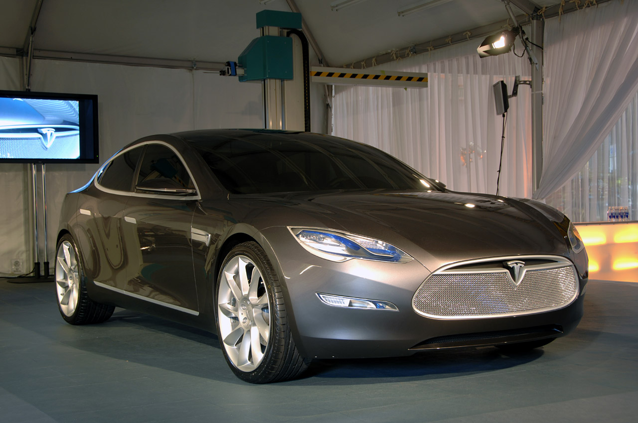 Tesla Model S It S Alive Official Images