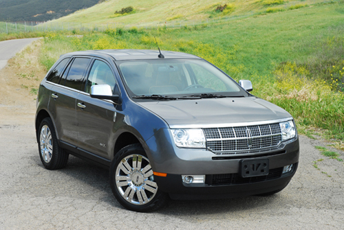 2009 Lincoln Mkx Luxury Crossover Review Amp Test Drive