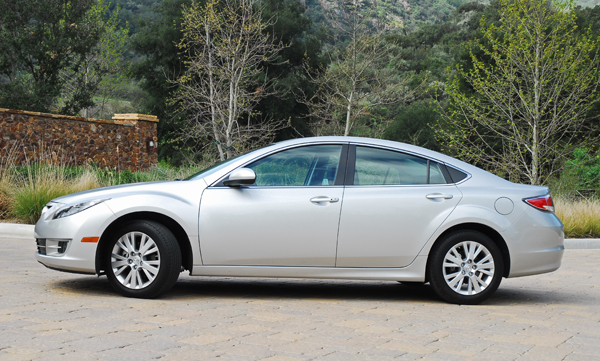 2009 Mazda MAZDA6i Grand Touring Review and Test Drive