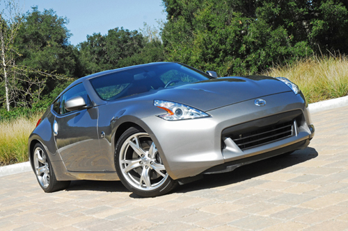 2009 Nissan 370Z Touring Review & Test Drive