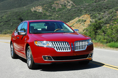 2010 Lincoln MKZ Review & Test Drive