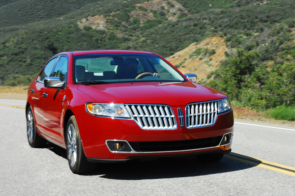 2010 lincoln mkz review test drive. Black Bedroom Furniture Sets. Home Design Ideas