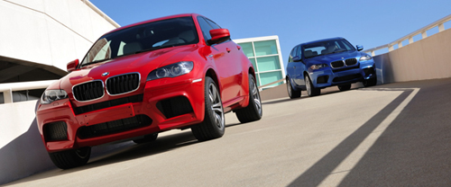 BMW X5M & BMW X6M Launch Videos