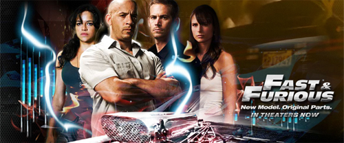 Fast and Furious Takes Home Box Office Records Over the Weekend